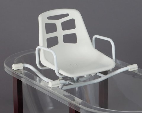 Mayores y m s aseo silla giratoria de ba era - Sillas para baneras para mayores ...